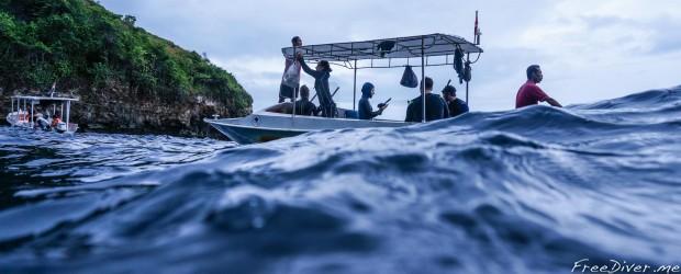 """Фридайв-путешествие """"Погружение"""". Остров Бали"""