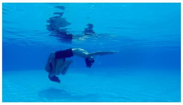 КИ в воде. Фестиваль КИ и танца в воде в Таиланде 2015