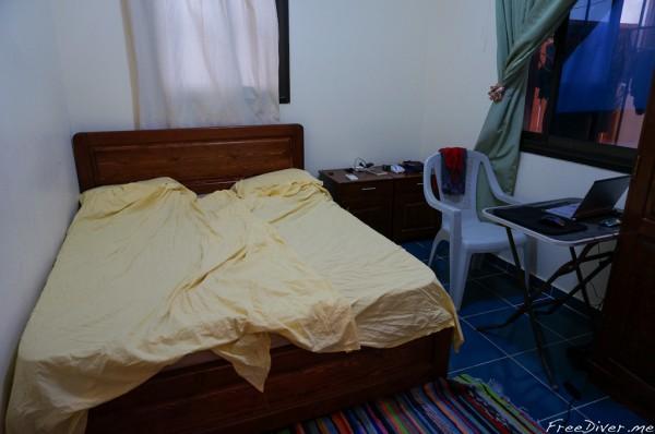 Наш дом в Дахабе