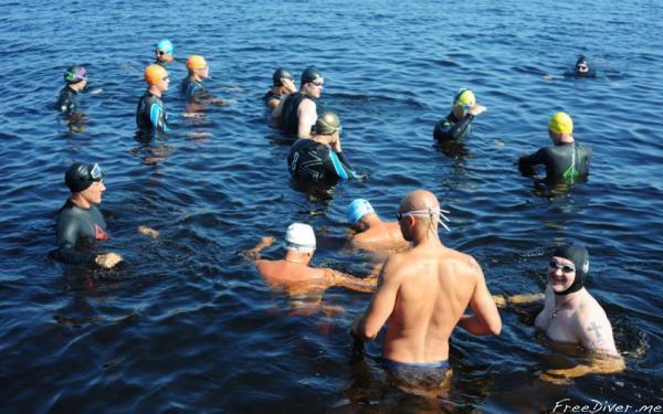 Onego Swim 2014.
