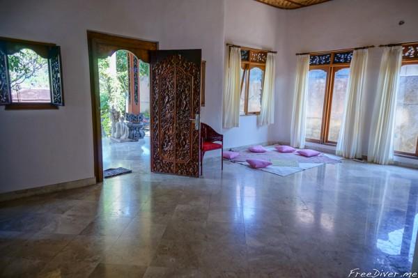Наш дом в Амеде