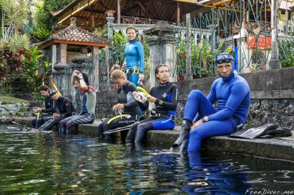 Водный дворец Tirta Gangga. Бали