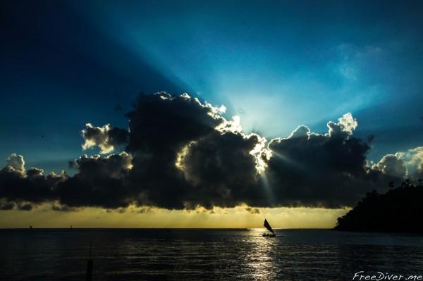 Путешествие по Бали. Амед