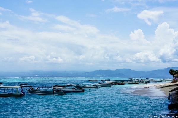Путешествие по Бали. Остров Лембонган