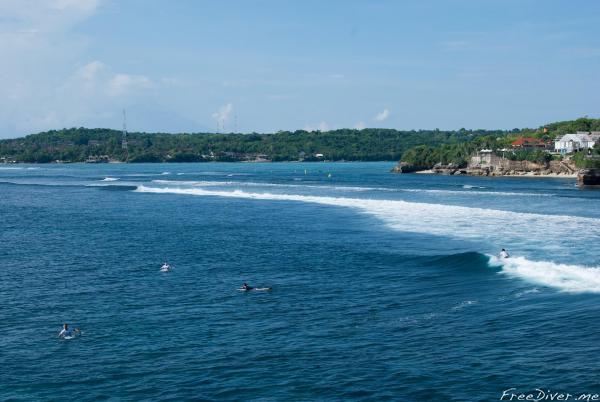 Балийское путешествие. Нуса Ченинган