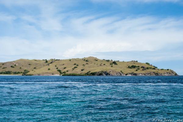 Путешествие на острова Ринча и Комодо