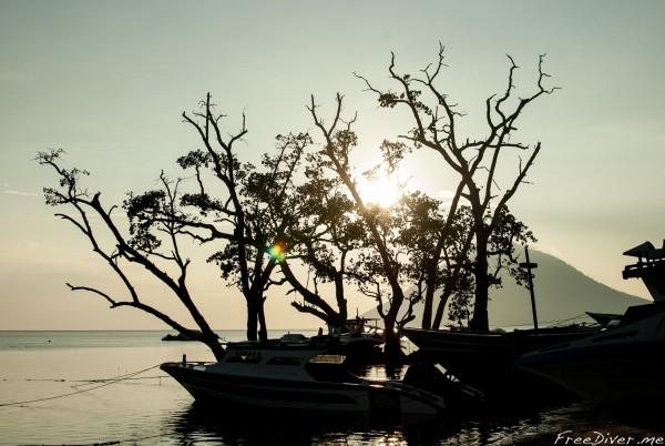 Остров Бунакен