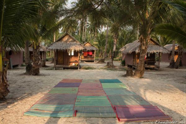 Фридайв-йога кэмп на Ко Чанге