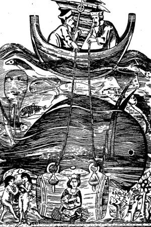 Древние водолазы