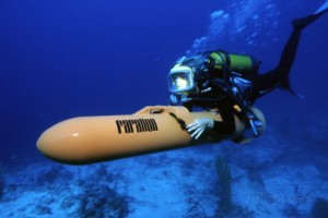 Diver propulsion vehicles