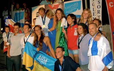 Чемпионат мира по фридайвингу. Каламата, Греция