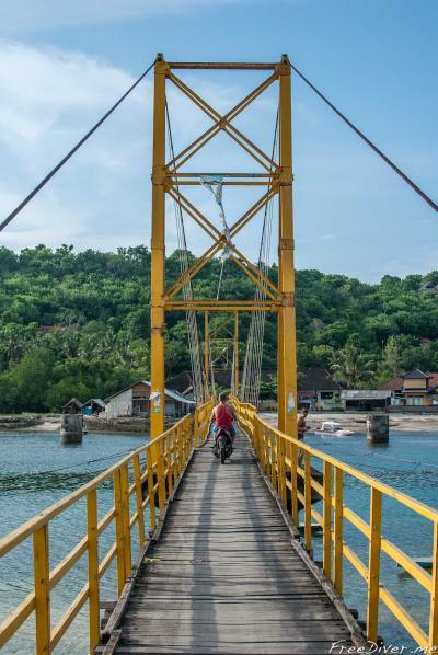 Балийское путешествие. Нуса Лембонган