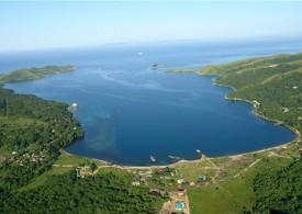Бухта Витязь. Приморский край